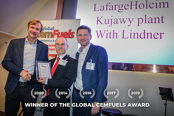 Global CemFuels Award 2019