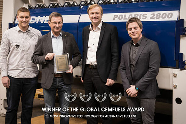 Global Cemfuels Award 2017
